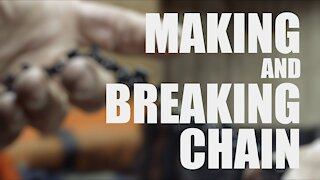 How to Make, Break and Repair Chainsaw Chains