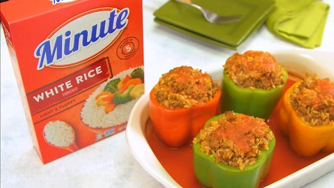 Minute® Classic Stuffed Peppers