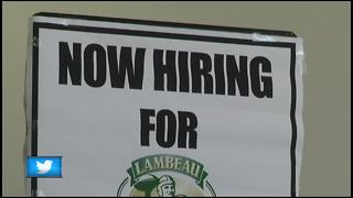 Packers hold job fair - Video