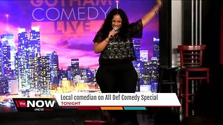 Former Milwaukee teacher swaps classroom for comedy stage - Video