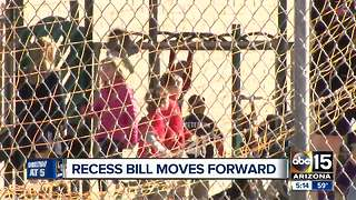 Group supports giving students two recess breaks a day - Video
