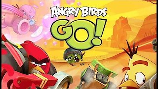 Angry Birds GO I Android I iOS I Kids Game I Game Play
