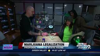 Democrat, Republican lawmakers propose pot legalization - Video