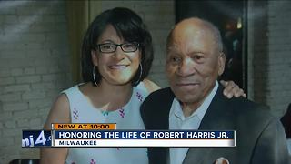 Community icon Robert Harris Jr. remembered - Video