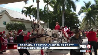 Barbara's Friends Christmas Party