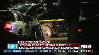 Woman reports possible shooting at Fort Myers hotel - Video