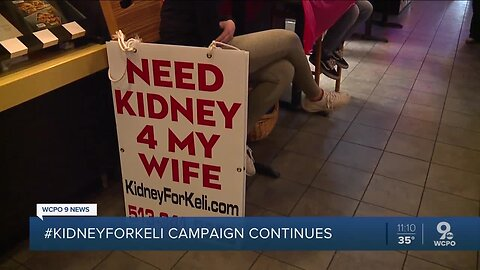 Kidney for Keli: Thorn family hosts fundraiser