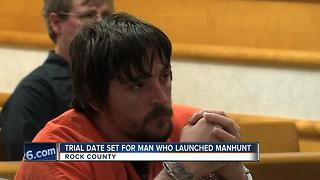 Jakubowski trial date set - Video