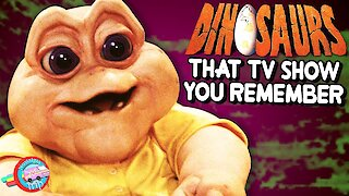 The Dinosaurs Sitcom: Prehistoric But Ahead of Its Time! | Nostalgia Trip