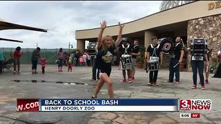 Back To School Bash at the Zoo - Video