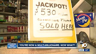 You're now a multi-millionaire. Now what?