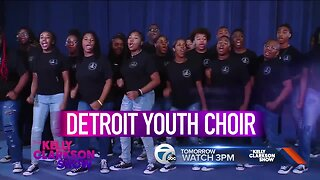 Detroit Youth Choir on The Kelly Clarkson Show
