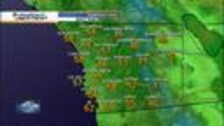 10News Pinpoint Weather for Mon. March 12, 2018 - Video