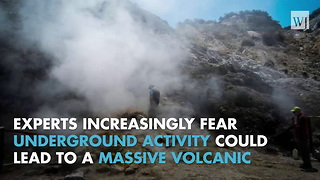 Fears Grow That Italian Volcano Could Be Preparing For Eruption - Video
