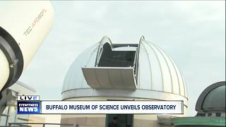 Kellogg Observatory Grand Opening