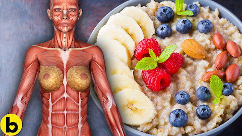 Eating Oatmeal Every Day Does This To Your Body