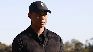 Tiger Woods Hospitalized After Los Angeles Area Car Wreck