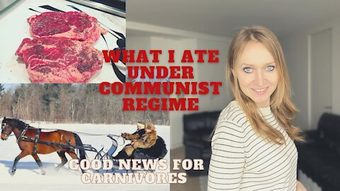 What Health and Diet Was Like Under Communist Regime | Traditional Diets Favor Carnivorous Eating