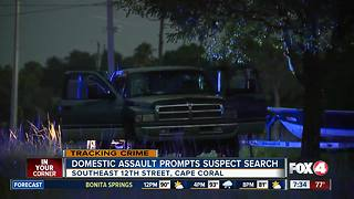 New details in suspect search - Video