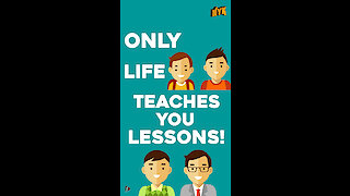 Some essential life lessons school never taught you *