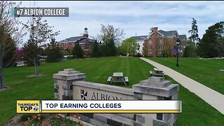 Thursday's Top 7: You voted and these are the 7 top earning colleges in metro Detroit