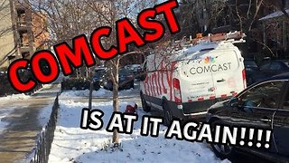 Concerned Citizen Gives Cable Guy Satirical Lecture - Video