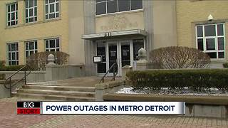 Many still struggling without power across metro Detroit - Video