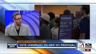 Interview: Election Day brings important decision for KCI - Video
