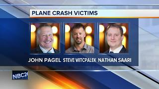 Preliminary report released for plane crash that killed 3 in Indiana - Video