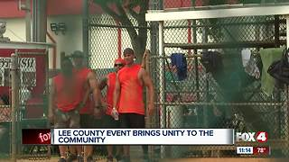Lee County event brings Unity to the Community - Video