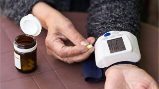 Blood Pressure Medication Lowers Risk of Death By Up To 44%