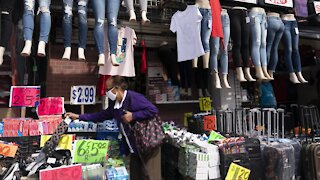 U.S. Economy Up 33 Percent, But Not Fully Recovered