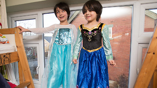 Gender Neutral Parenting: Why Shouldn't Our Sons Wear Dresses? - Video