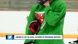 Erin Gehen making mark on Buffalo State Women's hockey program - Video