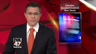 Western Michigan man dies in accident at grain elevator - Video