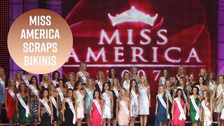 Miss America gets rid of swimsuit competition - Video