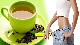 How to lose weight by drinking green tea every day