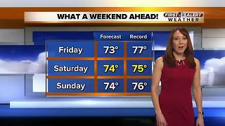 13 First Alert Weather for Thursday - Video