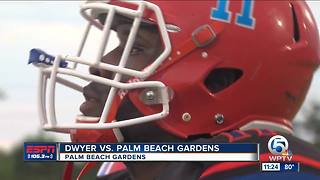 Dwyer tops crosstown rival Palm Beach Gardens for eighth straight year - Video