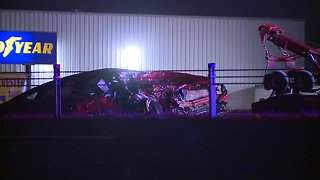 Wrong-way drunk driver slams head-on into vehicle in Avon