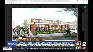Developer releases renderings of Cross St. Market - Video