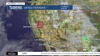 ABC 10News PinPoint Weather With Vanessa Paz