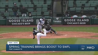 Spring training brings boost to Southwest Florida