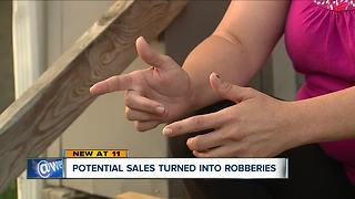Three Craigslist robberies reported in Akron in ten days - Video