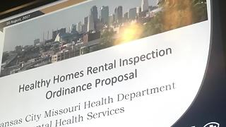 KCMO Housing Committee considers new rental property ordinance - Video