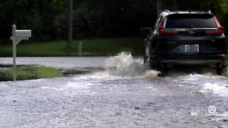 Treasure Coast communities continue to struggle with flooding
