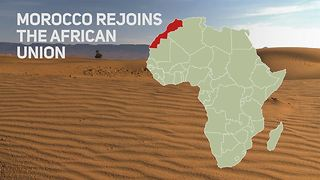 Morocco makes a historic move after 33 years
