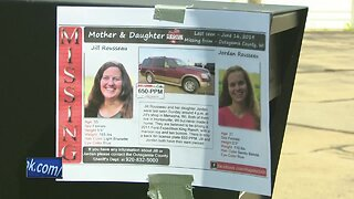 Husband and father of missing women speaks out
