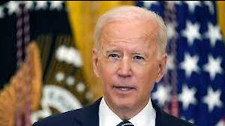 Biden's first press conference was a scripted performance