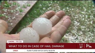 After Hail Damage: How to Avoid Costly Repair Mistakes